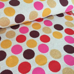 Spot on Albstoffe Biologische Jacquard tricot