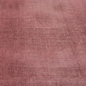 Roze jeanslook french terry Fabrilogy - rosewood Biologische French terry